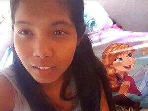 Erster schmerzhafter Analfick mit exotischem, braunem Thai-Mädchen Kim