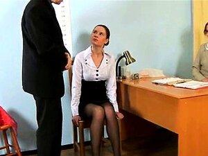 Halten Ihre Job Sekretärin Sie Fucks Das perfekte