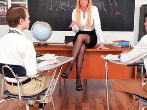 Real Schule Lehrer Fick