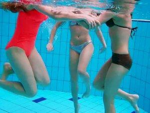 Nachbarn Pool erwischt Teen Mädchen Teenager