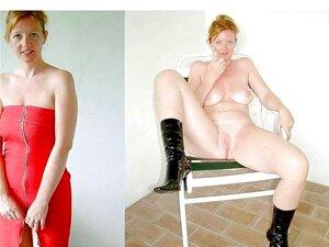 Und nackt bekleidet ❤️ Bekleidet