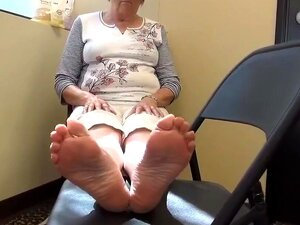 Füße Sohlen Pose Blowjob