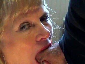 Job Throat Reife Deep Blow Deepthroat Blowjob