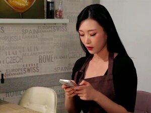 Koreanische Schönheit Mädchen Sex
