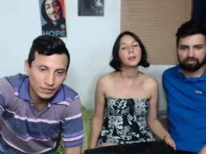 Amateur Webcam Anal Flotter Dreier